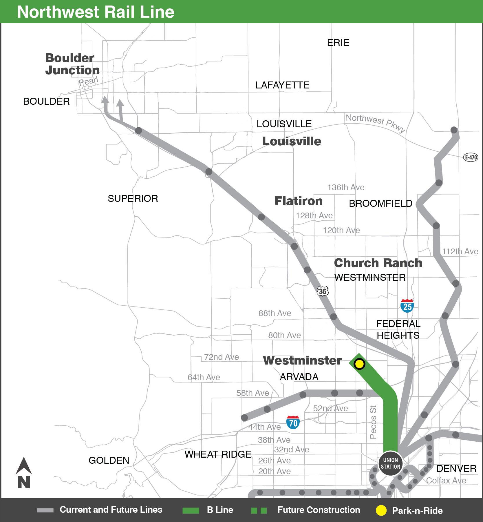Denver Colorado Subway Map.Denver Transit Operators Denver Transit Partners